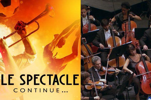 """""""La Symphonie Fantastique"""" par l'Orchestre National des Pays de la Loire"""