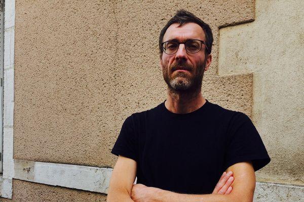 Pierre Rigaux a été frappé, samedi, lors d'une manifestation contre le loup en Aveyron. Il a porté plainte ce lundi.