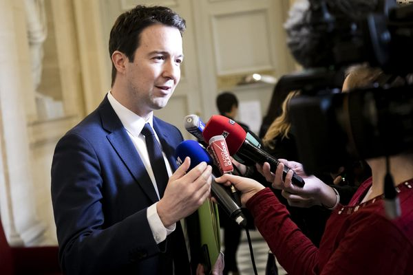 Guillaume Peltier, vice-président LR et député du Loir-et-Cher