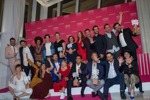 Les grands gagnants de la première édition de Canneseries !