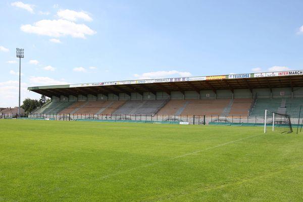 Stade Pierre-Brisson à Beauvais