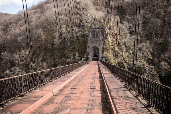La restauration du viaduc des Rochers Noirs bénéficiera du soutien financier du Loto du Patrimoine 2020.