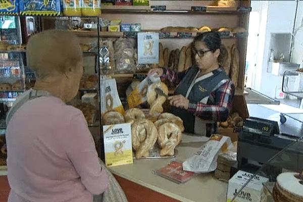 """A Marseille, 6 boulangeries participent à l'opération """"Love Baguette"""" pendant une semaine"""