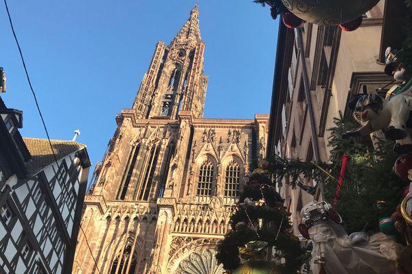 Strasbourg, plébiscité par les touristes pour fêter Noël et le Nouvel an