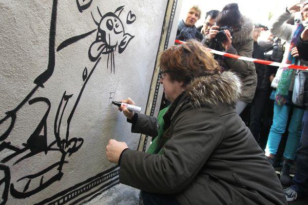 Florence Cestac est la seule dessinatrice de BD à avoir obtenu le Grand Prix de la ville d'Angoulême.