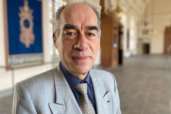 Frédéric Benet-Chambellan, le procureur général près la Cour d'appel de Rennes.