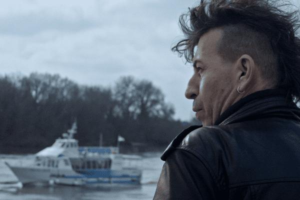Jérôme Grousset, ancien leader des groupes cold-wave Nantais Dies Irae et Taedium Vitae