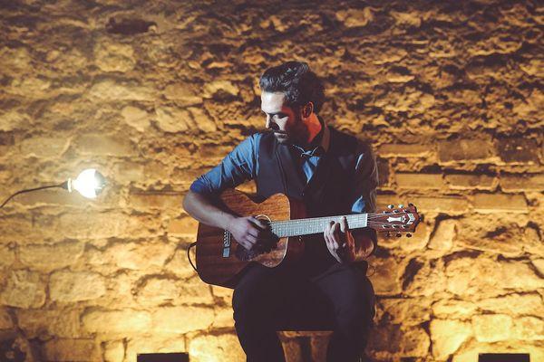 le songwriter rennais Alan Corbel en concert au Ferrailleur à Nantes samedi 1er avril