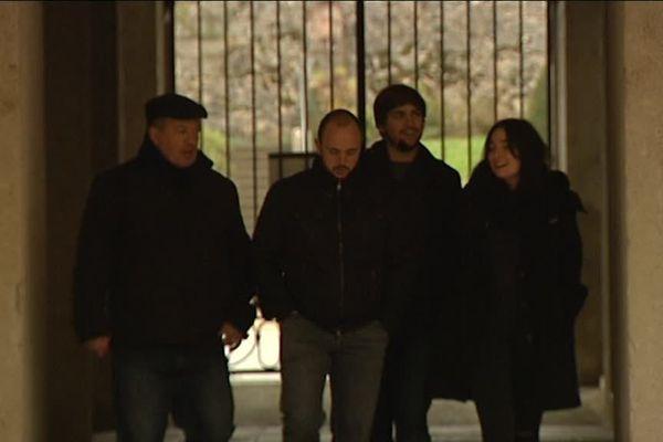 Ils sont quatre Jurassiens à avoir conçu le projet du clip, diffusé sur internet.