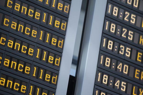 Plus aucun vol n'est prévu au départ de Montpellier depuis ce lundi 23 mars en raison du coronavirus Covid-19.