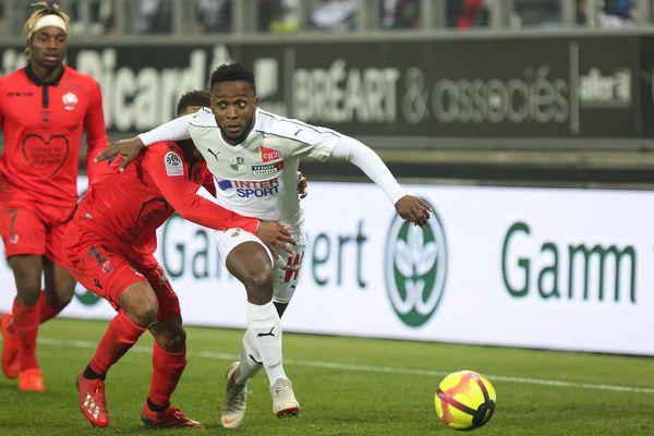 Au stade de la Licorne ce samedi pour la rencontre Amiens Nice.
