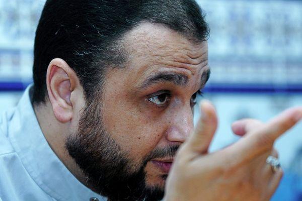 L'imam Mohamed Khattabi de Montpellier