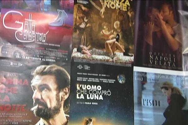 Depuis 2005, les rencontres du cinéma italien rassemblent chaque année 6000 spectateurs.