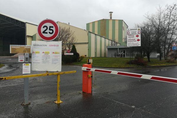 La liquidation judiciaire de l'entreprise Céramiques de Haute-Loire à Couteuges a été prononcée mardi 15 décembre par le tribunal de commerce de Lyon.