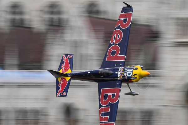 La Red Bull Air Race se tiendra du 20 au 22 avril.