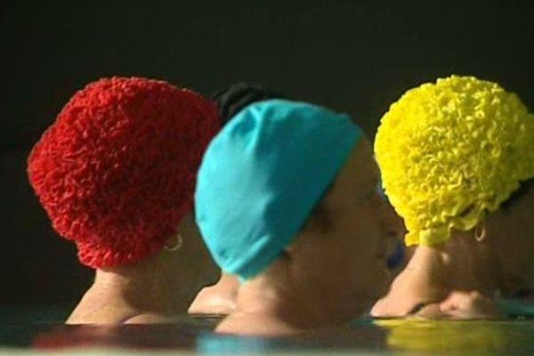 Le bonnet coloré est tendance aux thermes de Balaruc.
