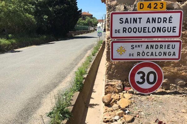 Saint-André-de-Roquelongue, village audois de 1500 âmes, a perdu cinq de ses habitants, décédées du COVID-19.