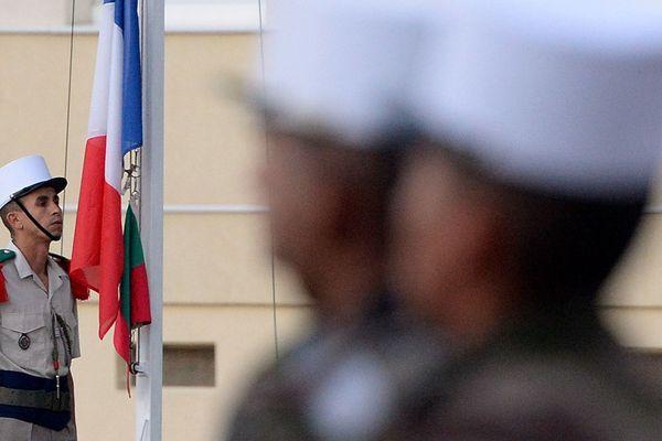 Illustration. Le soldat tué au Mali le 4 avril 2020, appartenait au 1er régiment étranger de cavalerie de Carpiagne (Bouches-du-Rhône).
