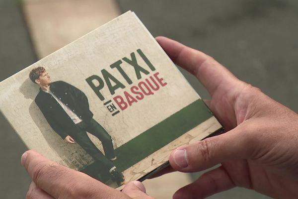 """Patxi en basque"", l'album 2021. ""Patxi euskaraz"", 2021ko diska."