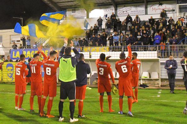 L'équipe de Canet-en-Roussillon une nouvelle fois en quête d'exploit. Dimanche, à partir de 14h15 (rencontre diffusée en direct sur France 3 et sur notre site), les joueurs des Pyrénées-orientales affrontent l'AS Monaco dans le cadre des 32èmes de finale de la coupe de France.