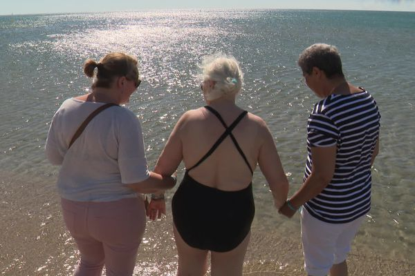 Saint-Pierre-la-Mer - Pour certains d'entre eux, ces vacances, sont les premières depuis plus de vingt ans - 01.07.21