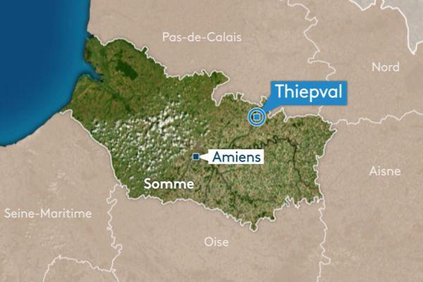 A Thiepval, près d'Albert, dix personnes ont été prises en charge pour une intoxication au monoxyde de carbone