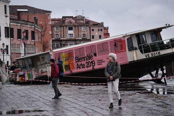 Venise le 13 novembre