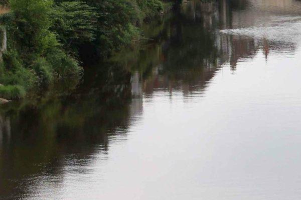 Un corps retrouvé dans la rivière La Creuse ce dimanche