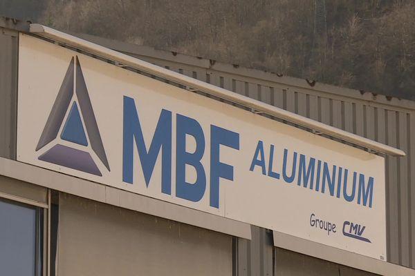 MBF Aluminium à Saint-Claude est en redressement judiciaire depuis le 4 novembre 2020.