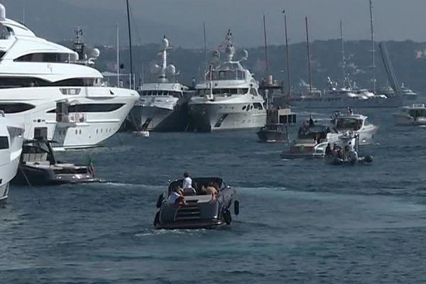 Une marina pour yachts de luxe pourrait voir le jour sur le port de Sète, quai d'Alger - 11 novembre 2017