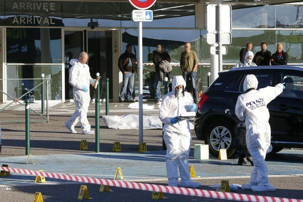 Le 5 décembre 2017, deux hommes étaient tombés sous le feu nourri d'un commando sur le parking de l'aéroport de Bastia-Poretta (Haute-Corse).