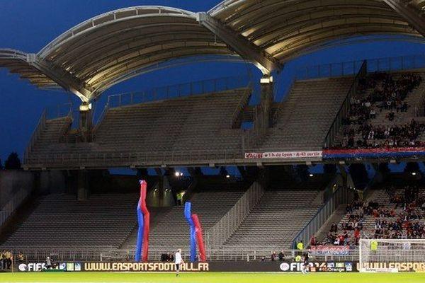 Rendez-vous au stade Gerland de Lyon ce vendredi à 20h30 pour les Monégasques.