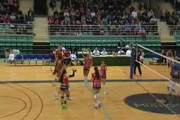 Face à Novara, Mulhouse a perdu 0-3 après une bataille acharnée.