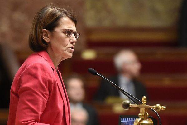 Laurence Dumont est députée PS du Calvados et première vice-présidente de l'assemblée Nationale.