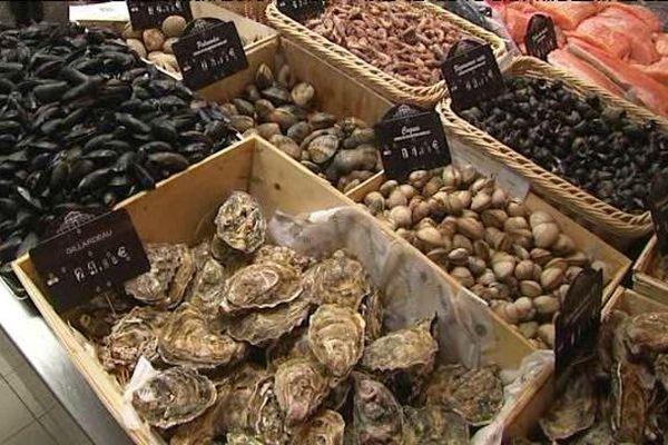 Les fruits de mer sont toujours les mets préférés des consommateurs.