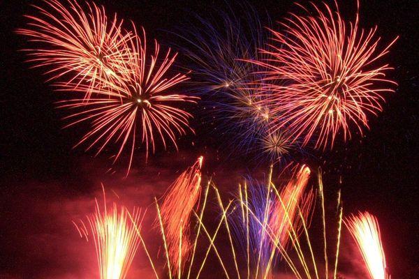 Les Nuits de Sologne, un grand spectacle de feu d'artifices qui attire près de 20 000 personnes en une soirée en Loir-et-Cher