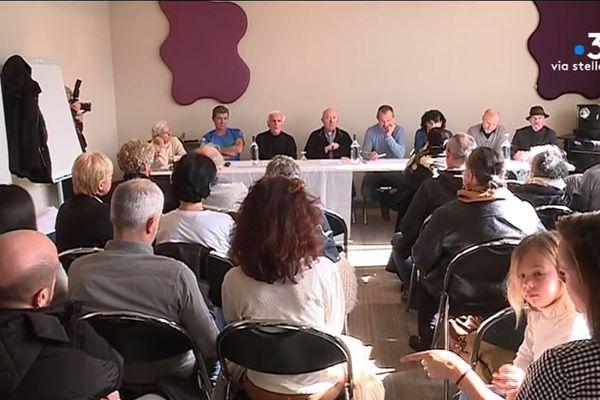 Le Collectif Massimu Susini a organisé une réunion, samedi 1er février, à Ajaccio.