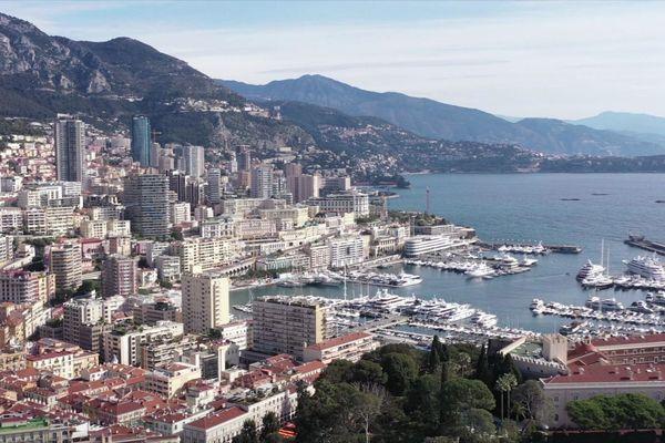 La Principauté de Monaco est en confinement depuis le 17 mars.