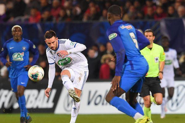 Angoulême - Strasbourg (Coupe de France) - 18/01/2020