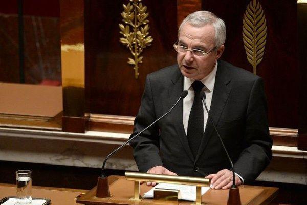 Jean Leonetti député LR des Alpes-maritimes a voté contre le projet de révison constitutionnelle.
