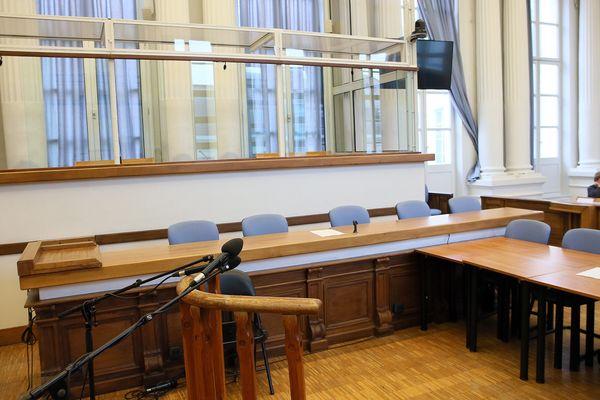 La cour d'assises du Nord à Douai