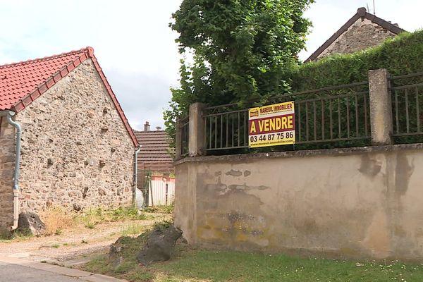 Dans le sud de l'Aisne, les ventes de biens immobiliers ont augmenté de 25% depuis le déconfinement.