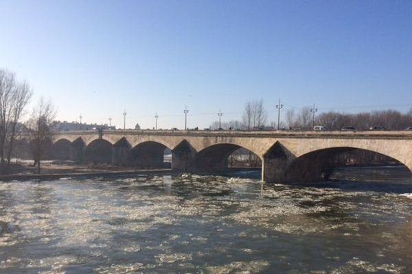 Quand la Loire a froid...