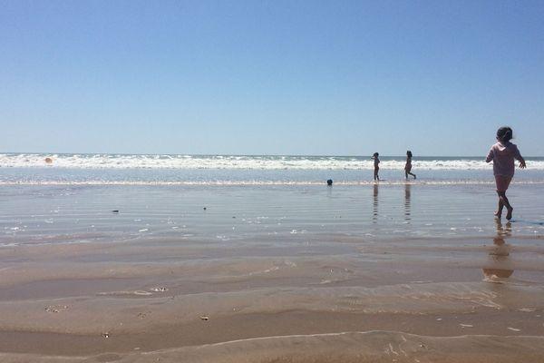 Les plages urbaines des Sables d'Olonne seront fermées une bonne partie des après-midi lors du week-end de l'Ascension.