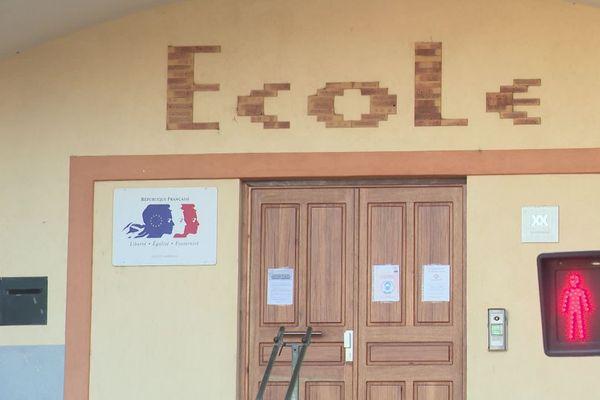 L'école Condorcet a pu rouvrir ses portes ce lundi après avoir été désinfectée.