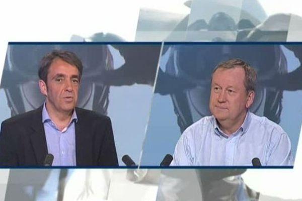 Michel COUASNON, directeur de Michelin Motorsport, du service compétition Michelin, était l'invité de Jean-Luc Roussilhe dans l'émission Match Retour du lundi 24 novembre.
