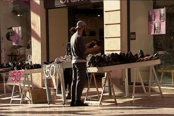 L'édition 2019 du grand bazar d'octobre à Montpellier vise à redynamiser le commerce de centre-ville qui souffre des manifestations des gilets jaunes