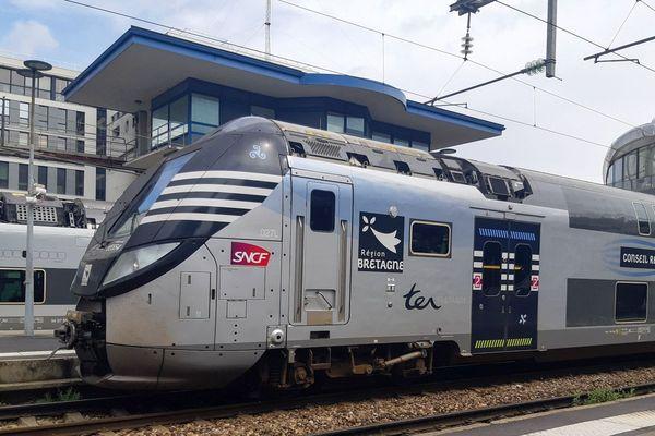 En Bretagne, la région s'apprête à signer un nouveau contrat pour dix ans avec SNCF Mobilités.