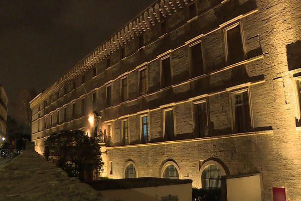 Nuit de lecture à la faculté de médecine de Montpellier