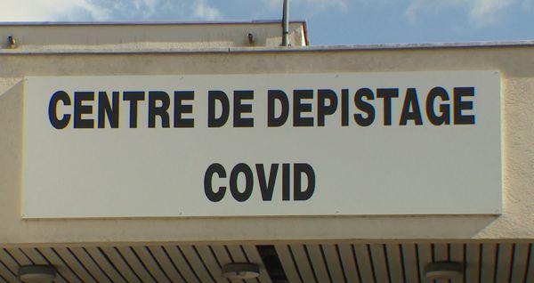 Le centre de dépistage compte aujourd'hui 6 salles de prélèvement